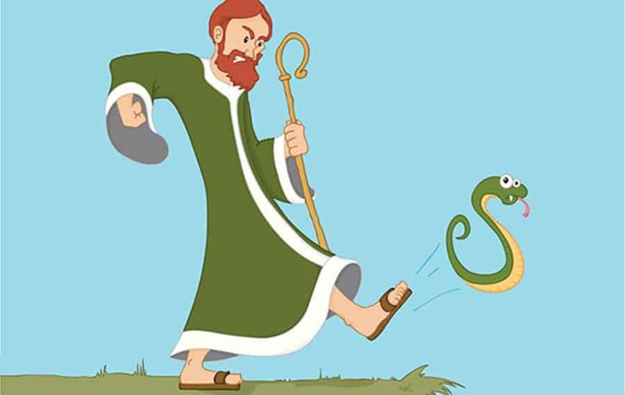 """أسطورة """"القديس باتريك"""" طارد الثعابين من أيرلندا.. ما حقيقتها؟"""