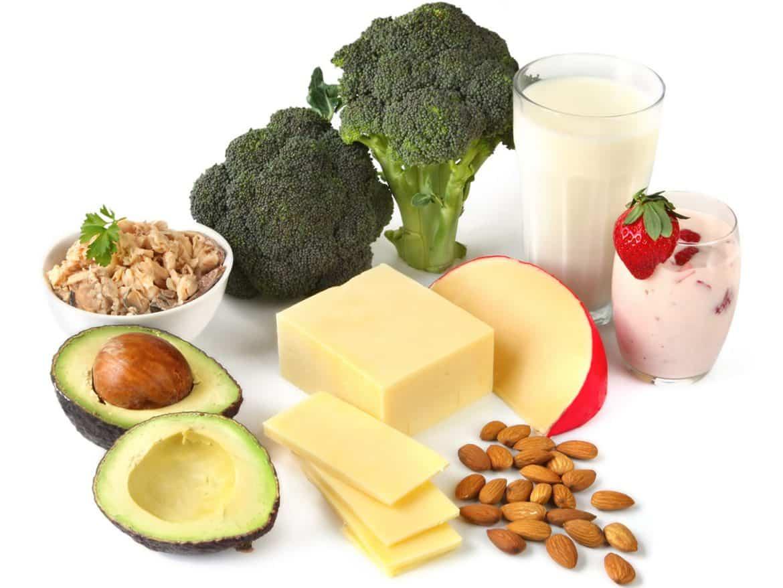 أطعمة لا غنى عنها نمو العظام مدى الحياة
