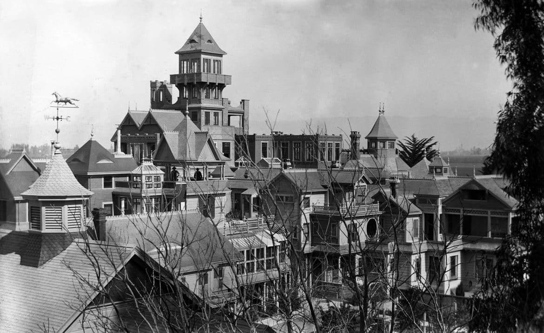 قصر وينشستر ذو الـ160 غرفة من الرعب