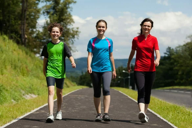 ماذا تغير 15 دقيقة من المشي في جسدك وحياتك؟
