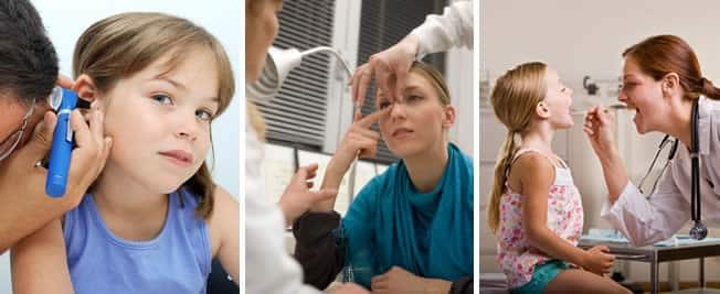 متى ينبغي زيارة طبيب الأنف والأذن والحنجرة