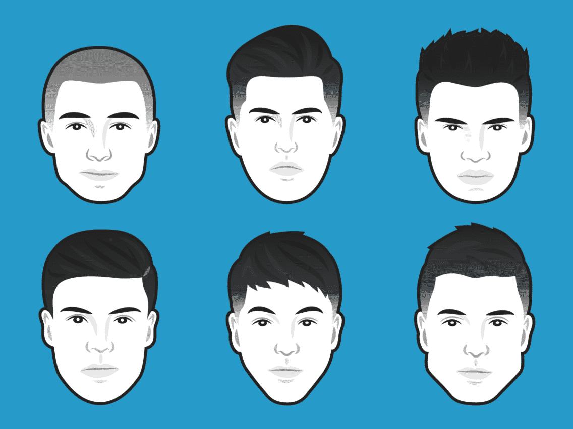كيف تختار قصة الشعر الأمثل لشكل وجهك