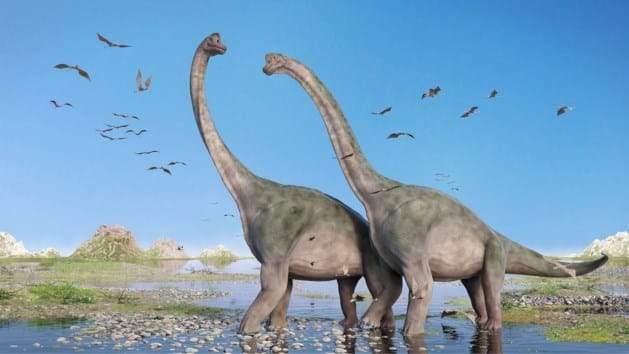 آثار جديدة تكشف وجود الديناصورات في اسكتلندا قبل 170 مليون سنة