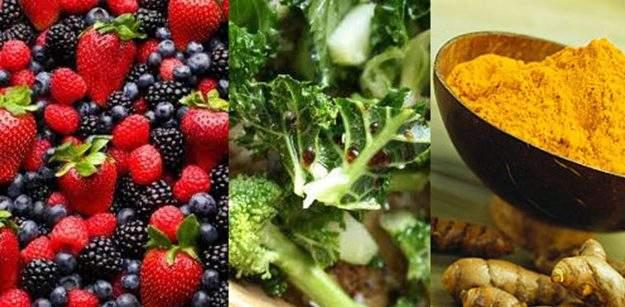 أطعمة تقوي المناعة وتساعد في الوقاية من السرطان