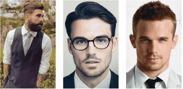 كيف تختار قصة الشعر الأمثل لشكل وجهك؟ 1