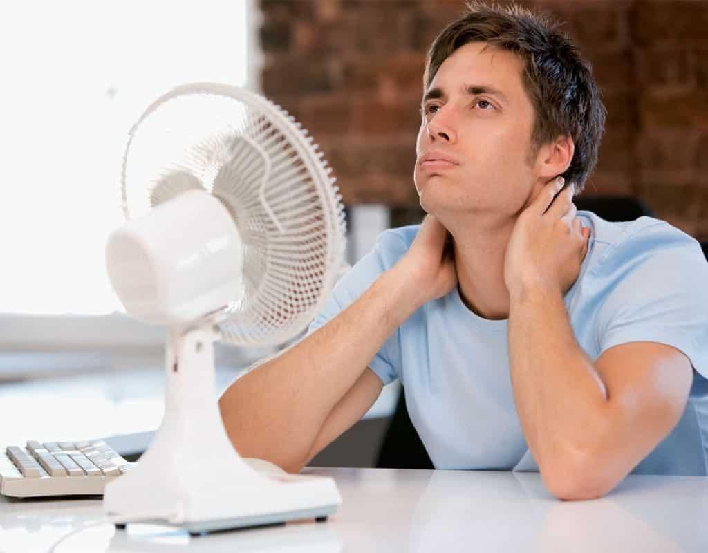 براءة الشتاء.. الصيف وراء ارتفاع هرمون التوتر