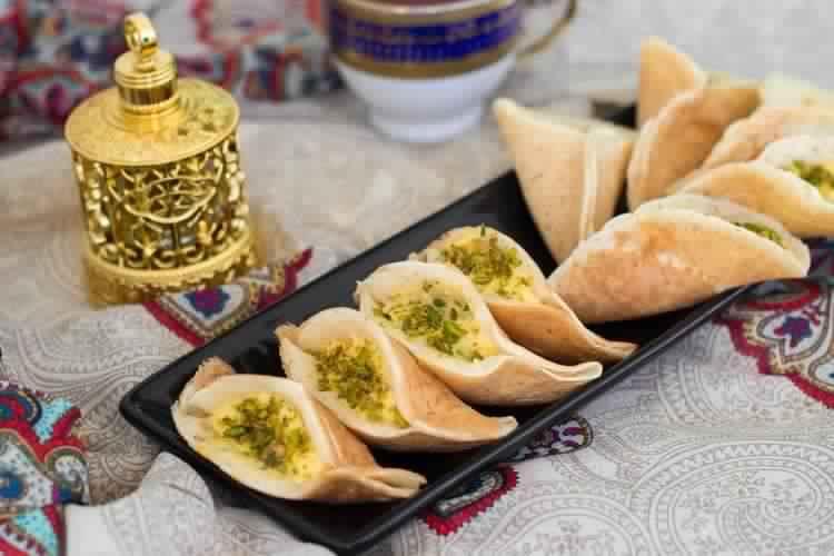 القطايف في رمضان.. المقادير وطرق التحضير