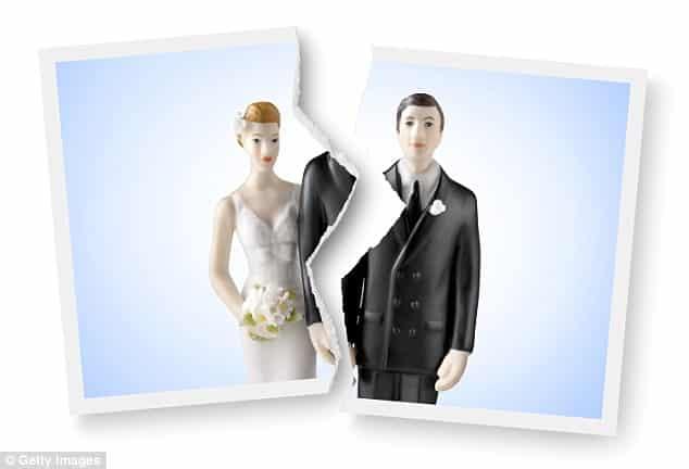 سر العلاقة العجيبة بين تكاليف حفلات الزفاف والطلاق