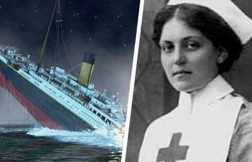 فيوليت جيسوب.. نجت من الغرق 3 مرات من بينها تيتانيك