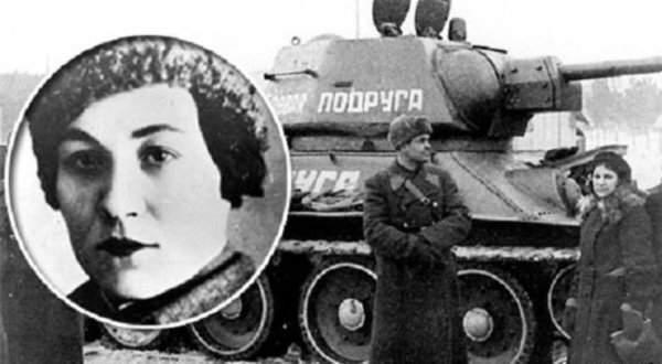 """ماريا أوكتيابرسكايا.. قُتل زوجها فثأرت له بـ""""دبابة"""""""