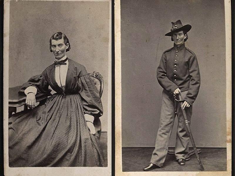 سيدتي.. هل تتبعين زوجك إلى جبهة القتال؟من الحرب الأهلية الأمريكية