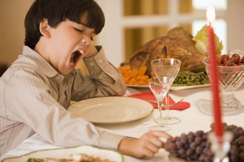 6 أسباب للشعور بالخمول بعد الإفطار