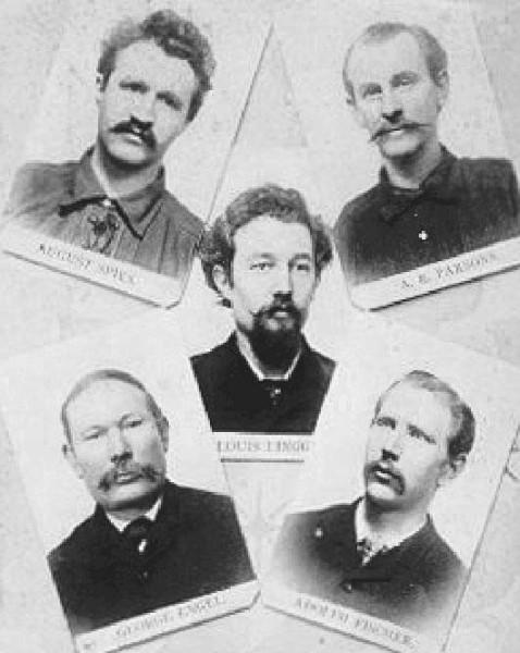 """""""أوجست سبايز"""".. خطيب العمال ومفجر الثورة"""