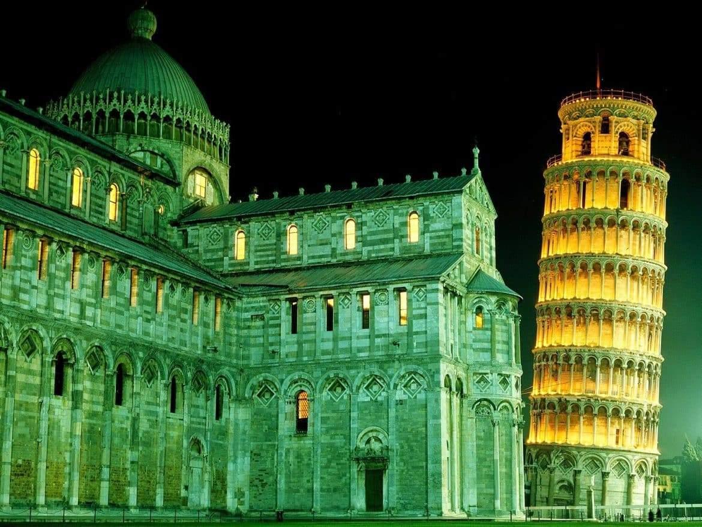 كشف لغز برج بيزا