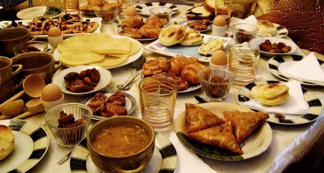 قواعد السحور المثالي في رمضان