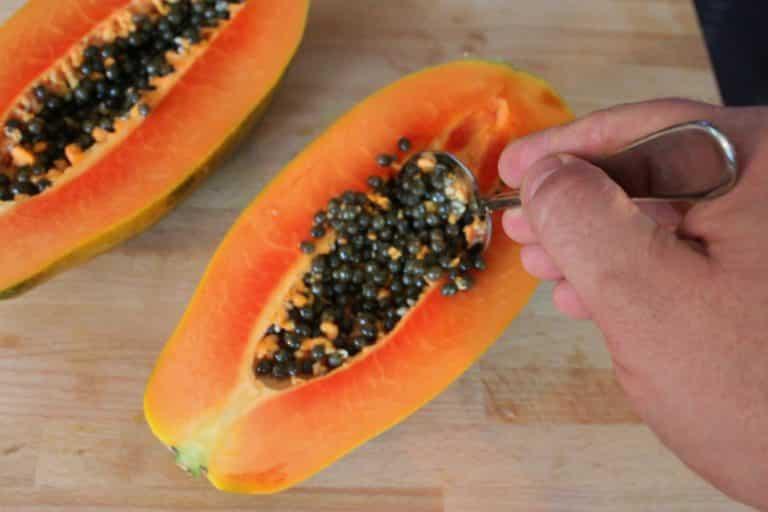 فاكهة الببايا.. فوائد صحية تحفزك على تناول بذورها ابتداء من اليوم