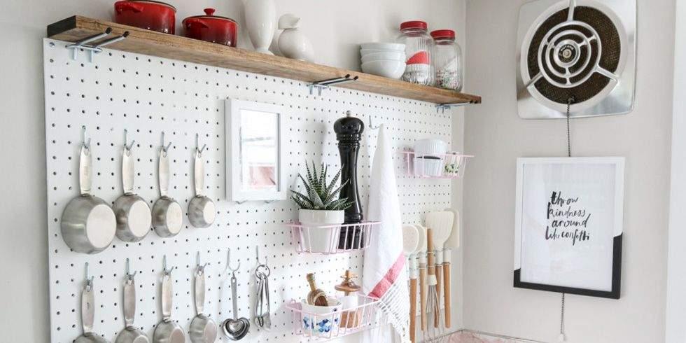 8 حيل عبقرية تخزين الأغراض داخل المنزل بأقل تكلفة