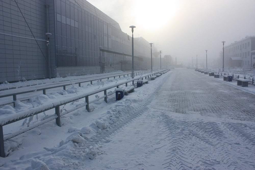 """ياكوتسك.. المدينة """"الأبرد"""" في العالم"""