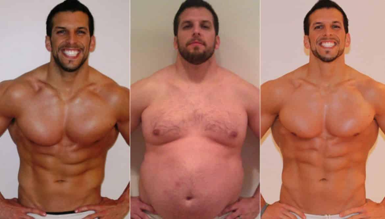 مدرب لياقة بدنية يكتسب 30 كج من الوزن الزائد.. لماذا؟