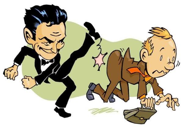 لماذا يقدم البعض على سرقة رب العمل؟