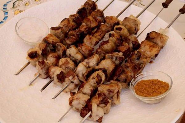 أطباق عربية على مائدة عيد الأضحى