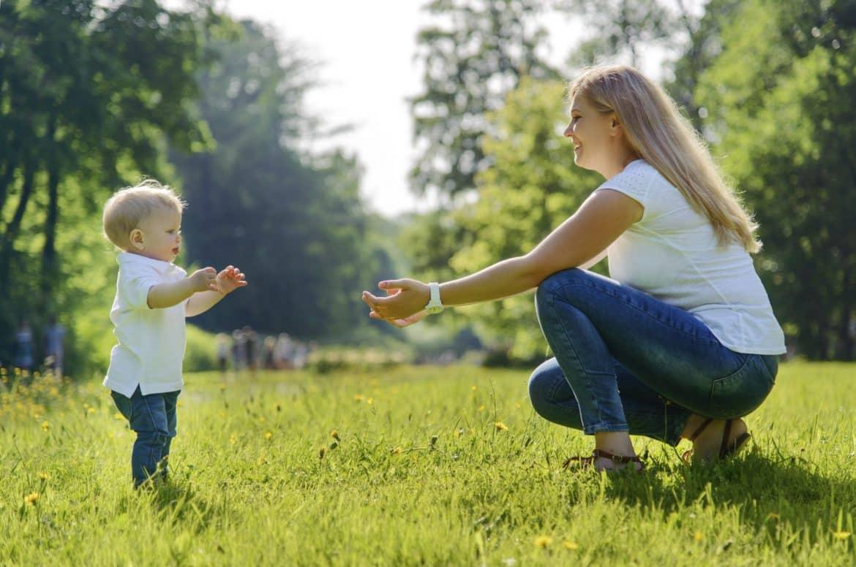 أول خطوة لطفلك في 7 خطوات