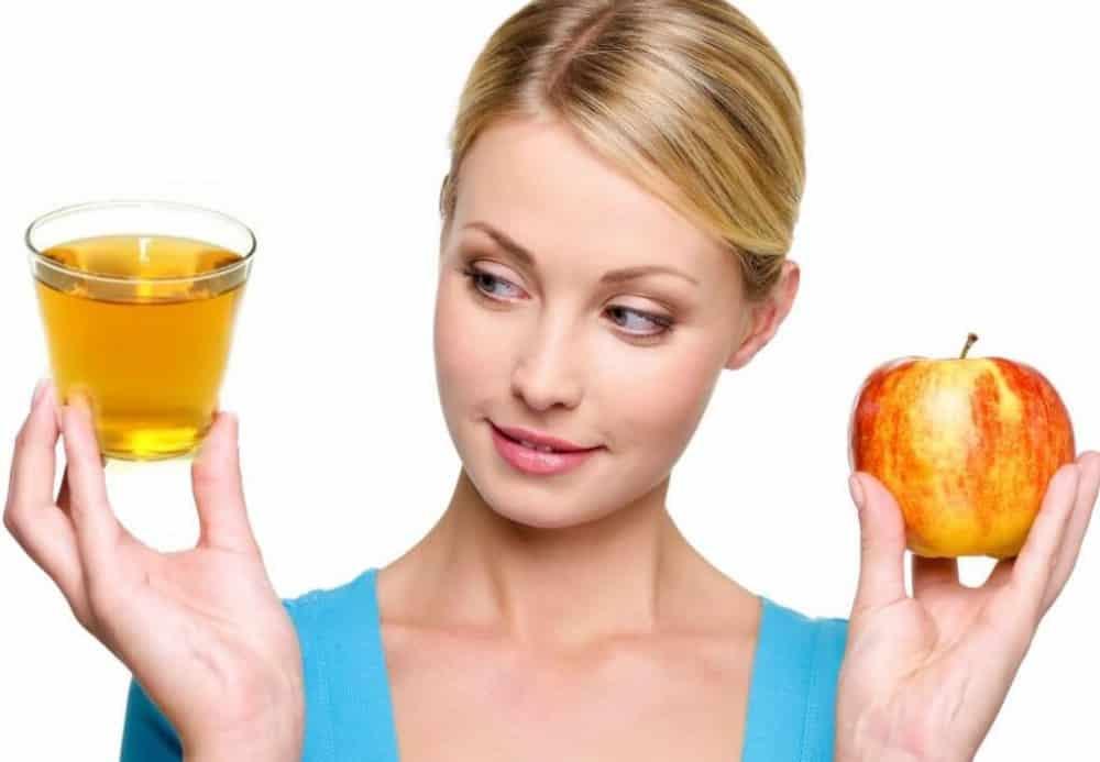 8 فوائد مدهشة لشرب خل التفاح يوميا