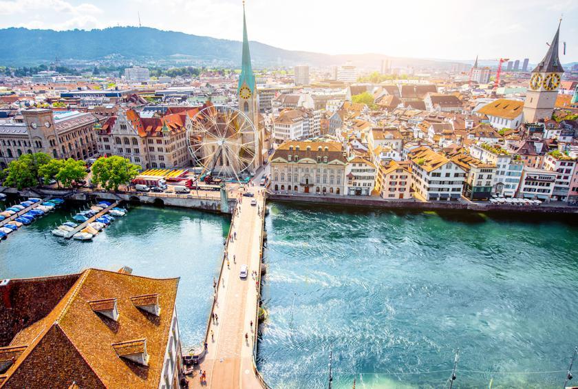 بالصور.. المدن الـ10 الأكثر أمانا في العالم