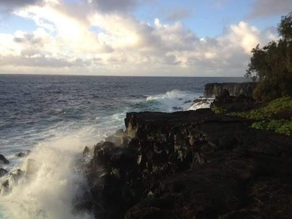 حديقة الولاية المظلمة في هاواي المسكونة بالأشباح والسبب في ذلك
