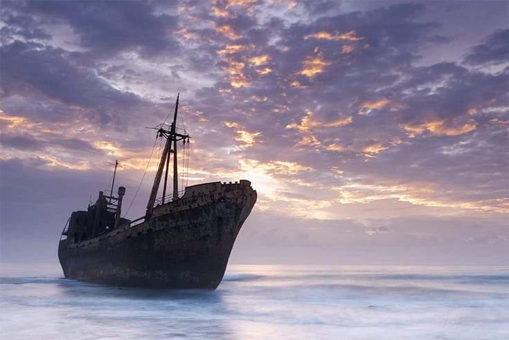 """فك لغز """"السفينة الشبح"""" على أيدي العلماء"""