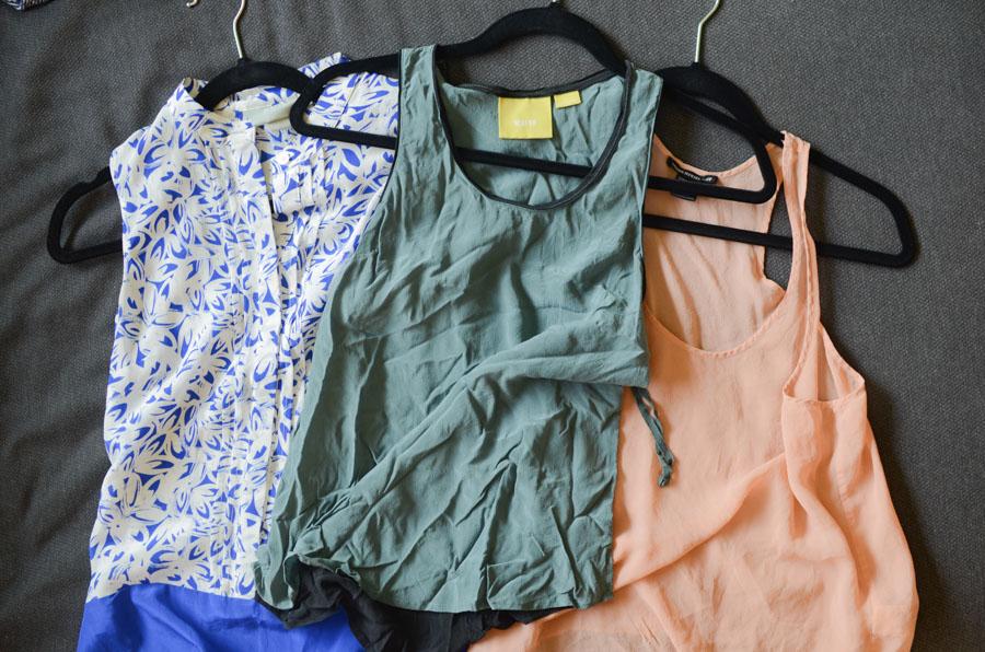 6 طرق لكي الملابس دون مكواة