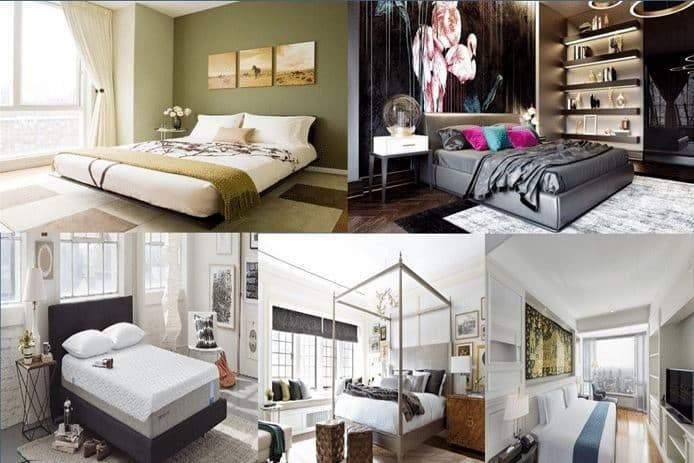 صور.. تصميمات عصرية لغرف نوم فائقة الجمال