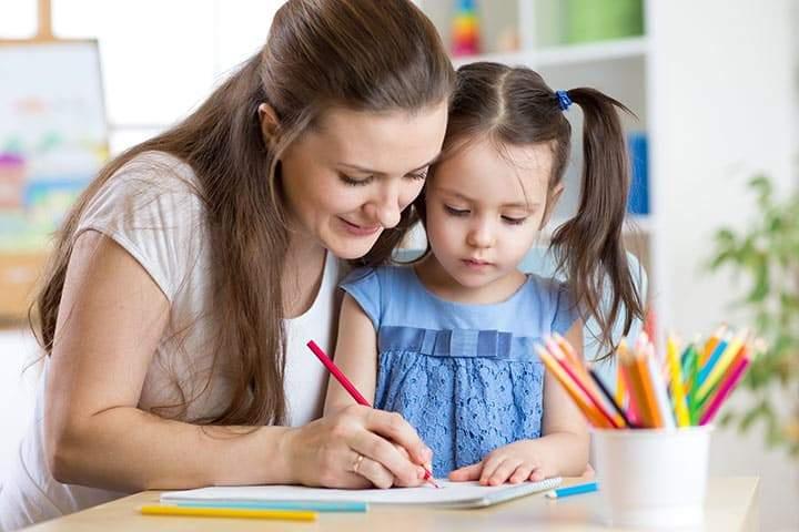 لك ولطفلك أيضا.. تعلم الرسم بأسهل الخطوات