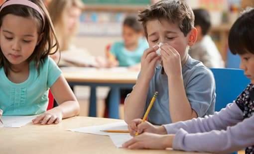 مع عودة المدارس... نصائح لزيادة قوة مناعة طفلك