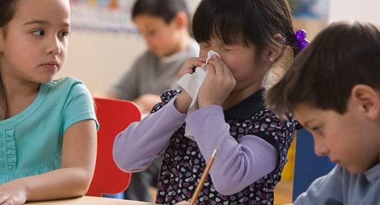 مع عودة المدارس.. نصائح لزيادة قوة مناعة طفلك 1