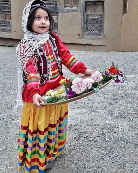 أشهر أسماء البنات الفارسية