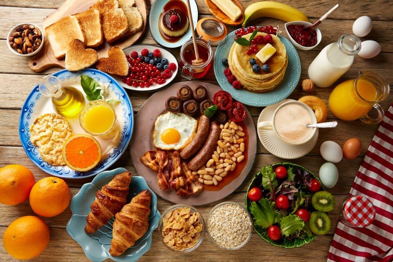وجبات للفطور صحية ومختلفة
