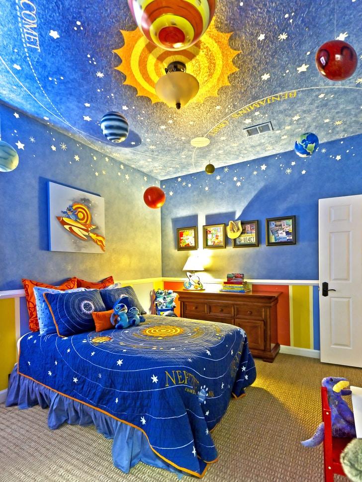 أفضل تصميمات غرف الأطفال.. تجذب انتباه الكبار أحيانا