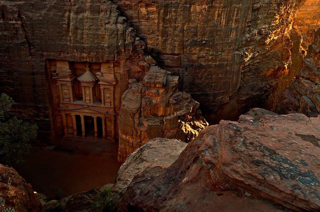 البتراء.. معجزة الأردن وإحدى عجائب العصر الحديث
