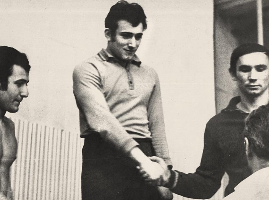 شافاراش كارابيتيان.. البطل الرياضي الفذ الذي ضحى بمستقبله المهني لإنقاذ حياة الآخرين