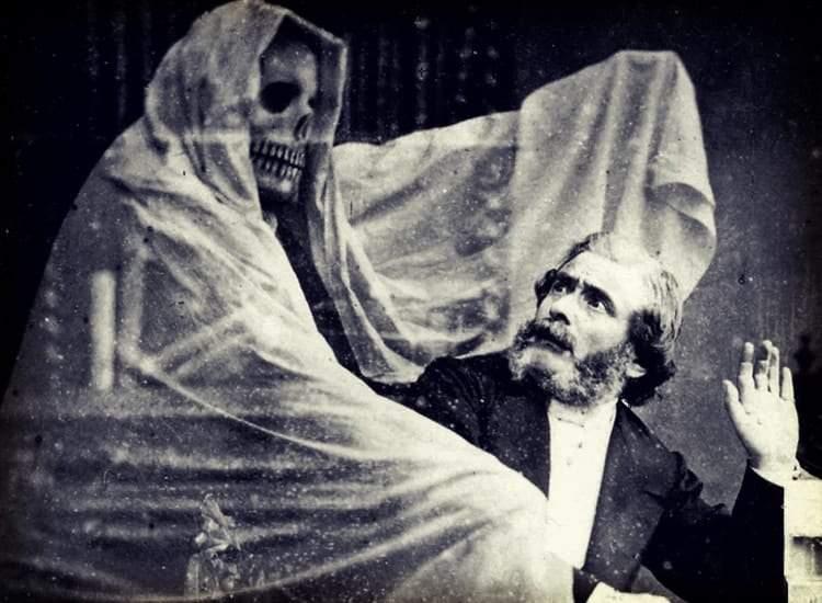 قصة شبح مقبرة هامرسميث الذي غير القانون البريطاني