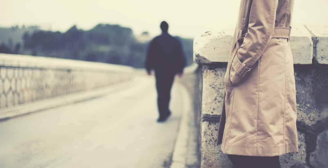5 أسباب وراء صمت الرجل أمام المرأة!