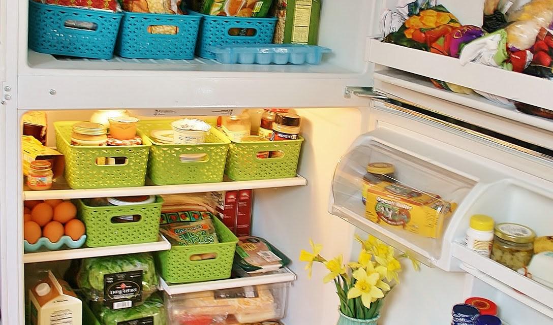 بالصور: أفضل طريقة لتنظيم الثلاجة