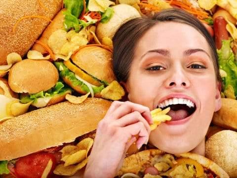 كيف نقاوم الرغبة في تناول الأكلات غير الصحية؟