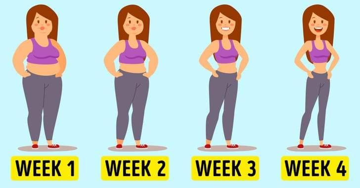 5 تمارين منزلية تضمن جسدا مثاليا خلال شهر واحد!