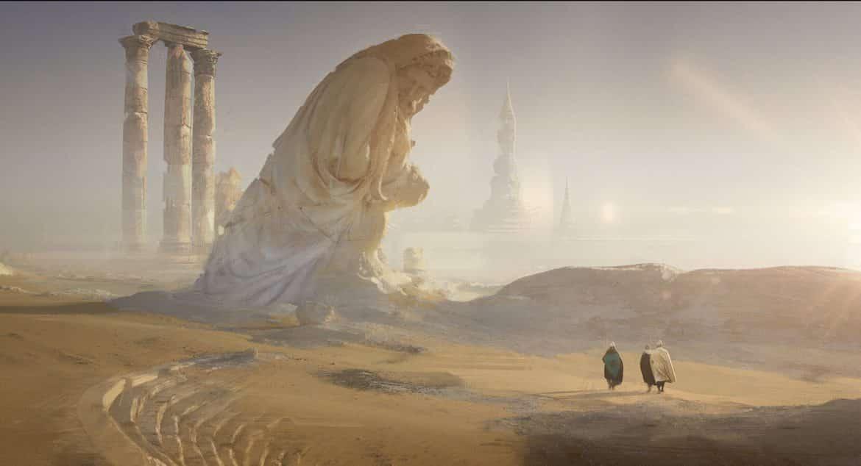 """مدينة أوبار المختفية.. تاريخ من البحث عن بقايا """"قوم عاد""""!"""