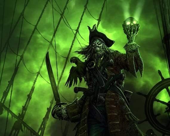 حقائق مخيفة عن كنوز القراصنة المدفونة بين اللعنات والسحر الأسود