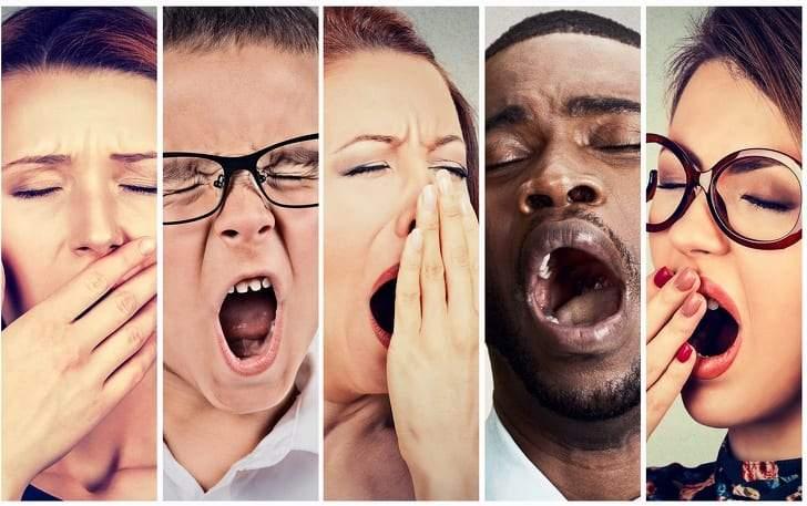 عدد ساعات النوم التي يحتاجها الإنسان بما يتوافق مع عمره