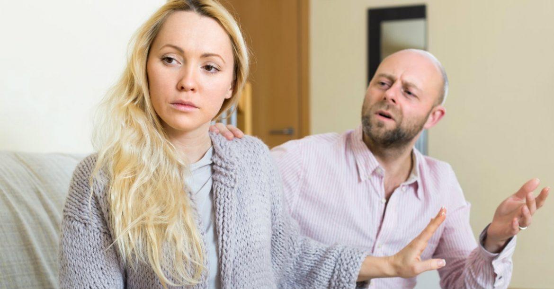 العلاقة الزوجية في خطر