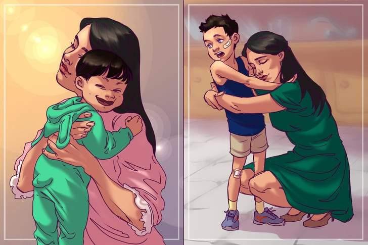 أخطاء شائعة يرتكبها الآباء تؤثر على شخصية الأبناء